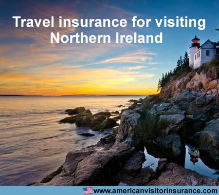travel insurance for visiting Northern Ireland