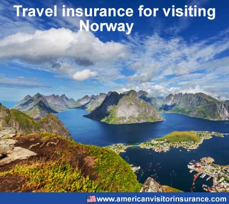 travel insurance for visiting Norway