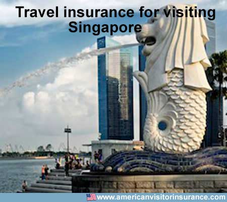 travel insurance for visiting Singapore