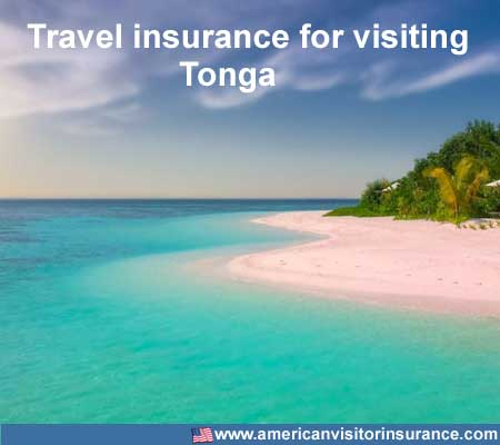 travel insurance for visiting Tonga