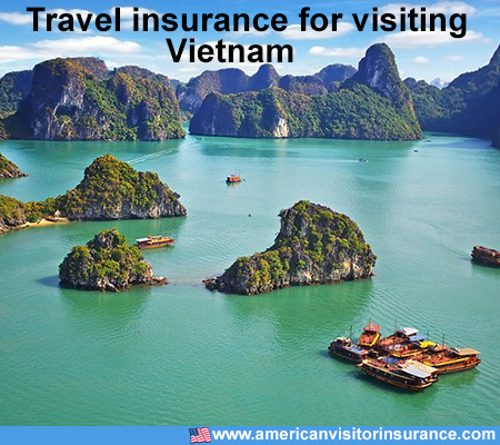 travel insurance for visiting Vietnam