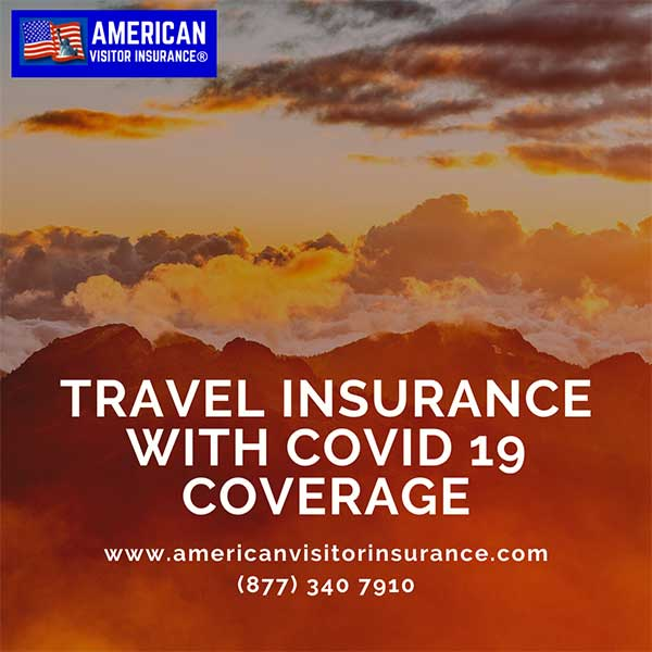 Travel Insurance with covid coverage