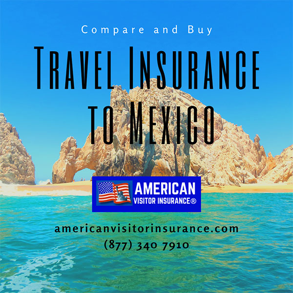 Compare and buy Travel insurance for mexico