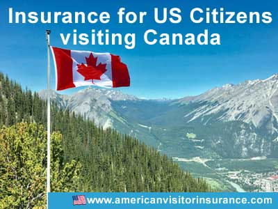 travel insurance for visiting Canada