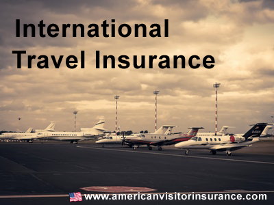 Safe Travels Primary and Secondary International Travel Health Insurance