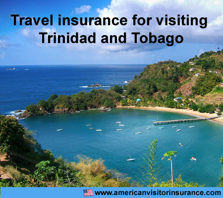 travel insurance for visiting Trinidad and Tobago
