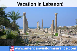 Lebanon travel insurance