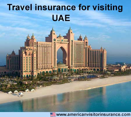 travel insurance for visiting UAE
