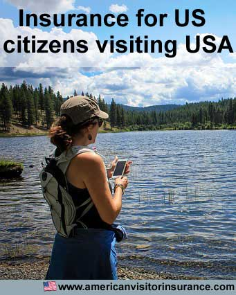 US citizens viviting USA