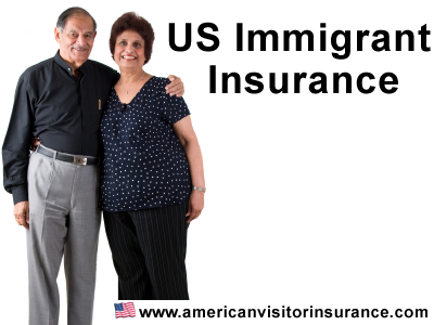 US immigrant insurance