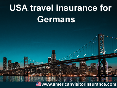usa travel insurance for germans