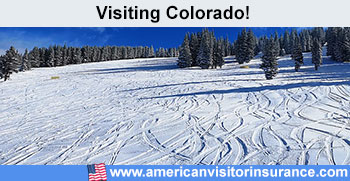 Travel insurance for Colorado