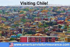 Buy travel insurance for Chile