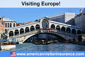 Buy travel insurance for Venice