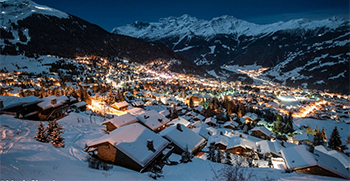 Travel insurance for Verbier
