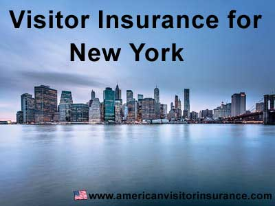 Visitor Insurance for New York