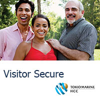 Visitors Secure Insurance