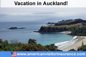 Auckland  travel insurance