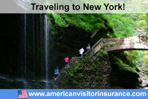 buy visitor insurance for New York