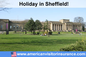 Travel insurance Sheffield