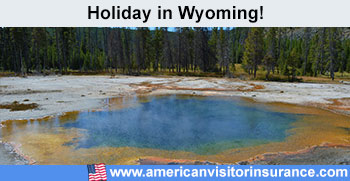Travel insurance for Yellowstone National Park