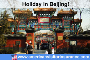 Travel insurance for Beijing