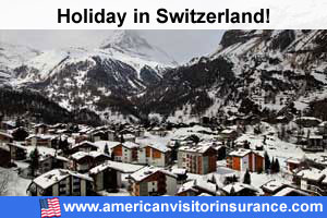 Switzerland travel insurance
